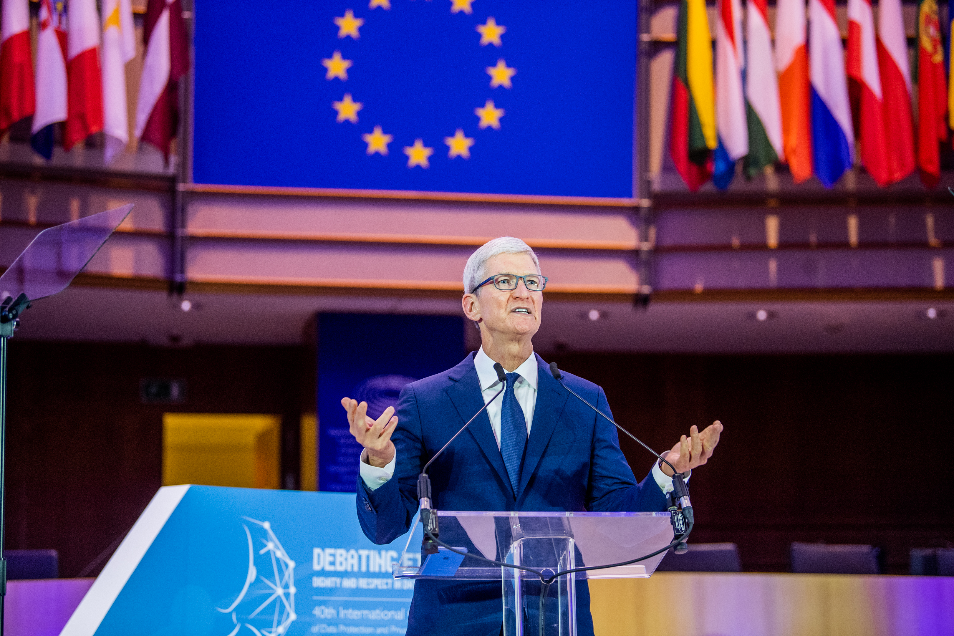 Tim Cook – Protection Of Privacy