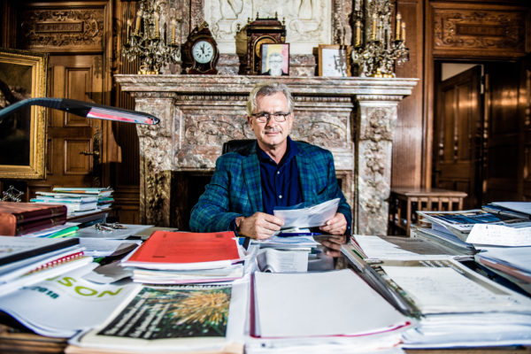 BRUXELLES, Une Journee Bernard Clerfayt Bourgmestre De Schaerbeek.GOLINVAUX MATHIEU./SOIRMAG