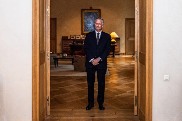 Swearing Of Sander Loones As Minister Of Defense