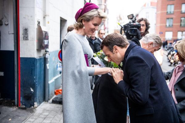 State Visit Emmanuel Macron – Day 2